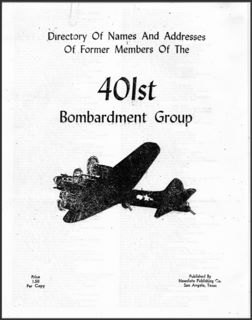 401st Bomb Group